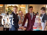 Wedding Cake Reveal to Lance!  Our Wedding Day!  Tom Daley