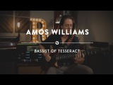 Amos Williams of Tesseract Talks Bass Tone Reverb Interview