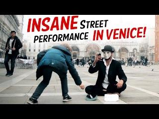 Parov Stelar - The Phantom (Street Performance) ft. NEILAND
