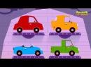 Мультики про машинки Динозаврик Ди и гоночная трасса Мультфильмы для детей Но...