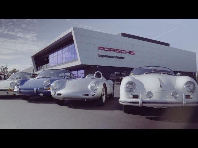 Porsche Decades of Disruption (Documentary)
