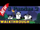 3 Pandas Walkthrough episode 2 Kids Games Movies