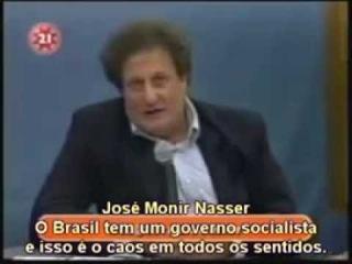 Excelente explicação! Até o prof. Olavo de Carvalho ficou calado ouvindo essa aula!
