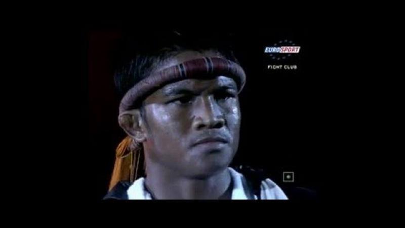 Buakaw Banchamek vs Ole Laursen