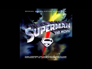 Superman (1978) Soundtrack - Leaving Home by John Williams