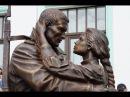 Открытие памятника Прощание славянки на Белорусском вокзале