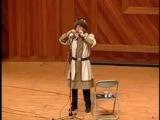 Красивая якутская игра на варгане  хомусе