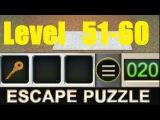 Escape Puzzles Doors  GAMEBORN Inc - Level 51 - 60 - 100 Дверей Паззл