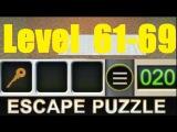 Escape Puzzles Doors  GAMEBORN Inc - Level 61 - 69 - 100 Дверей Паззл