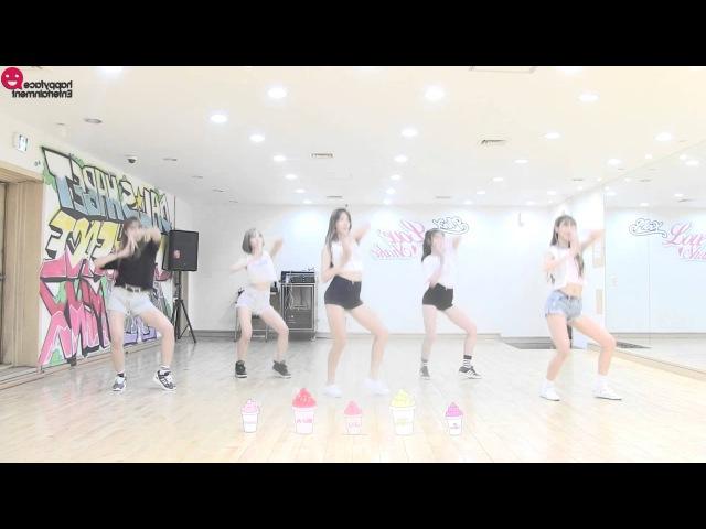 Minx (밍스) - Love Shake Dance Practice Ver. (Mirrored)