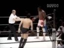 Как идиоты выходят на ринг не зная правил