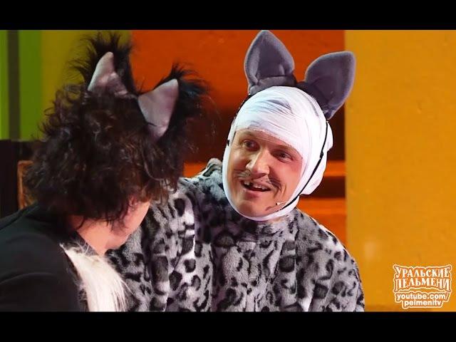 Три кота - Дневниковый период - Уральские Пельмени