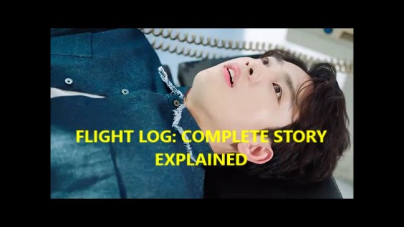 GOT7 flight log: FULL STORY (departureturbulencearrival) THEORY EXPLANATION