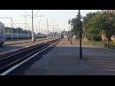 Поезд Варна-Минск проезжает ст.Житомир без остановки! 2М62 - 1150