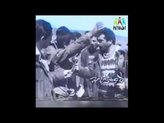 Erməniləri satan erməni. Qarabağ 1993-cü il. P.S Bəzi azərbaycanlılardan yaxşı danışır.