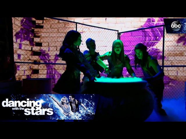 Descendants Performance Dancing with the Stars