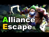 Alliance vs Escape - DreamLeague 6 LAN Dota 2