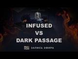 Infused vs Dark Passage - GOCL S5 - map1 - de_dust2