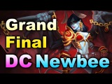 DC vs NEWBEE - GRAND FINAL - ESL One Genting 2017 Dota 2