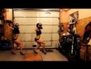 женский ответ танцующим байкерам