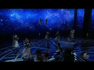 John Legend Performs 'City of Stars' and 'Audition' from LA LA LAND on The Oscars 2017 || Оскар 2017