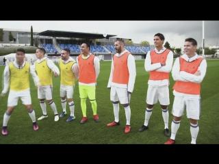 Реал Мадрид. FIFA в реальной жизни