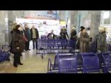 Наш Флешмоб. Воркута, Республика Коми 24 января 2017. Несе Галя воду