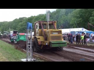 Кировец К 700 701 Trecker Treck Banzkow 2016 Tractor Pulling