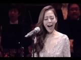Певица Джейн Чжан повторила арию из фильма Пятый элемент