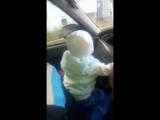 Казбек за рулем