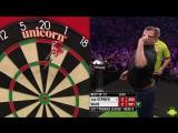 Michael van Gerwen vs James Wade (2017 Premier League Darts  Week 8)