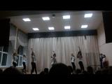 Ювента 8-11 класс девочки