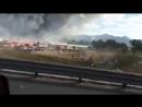 Это не концерт Рамштайна. Это взрыв фабрики пиротехники в Мексике
