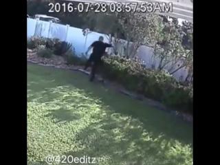 Обязан поймать преступника