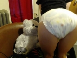 Diaper Booty Dance