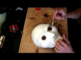 Как сделать маску из фильма Пила ( 2 часть )