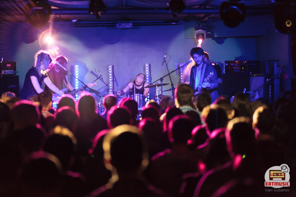 Концерт группы Les Discrets в Москве 2017: репортаж, фото Иван Губанов
