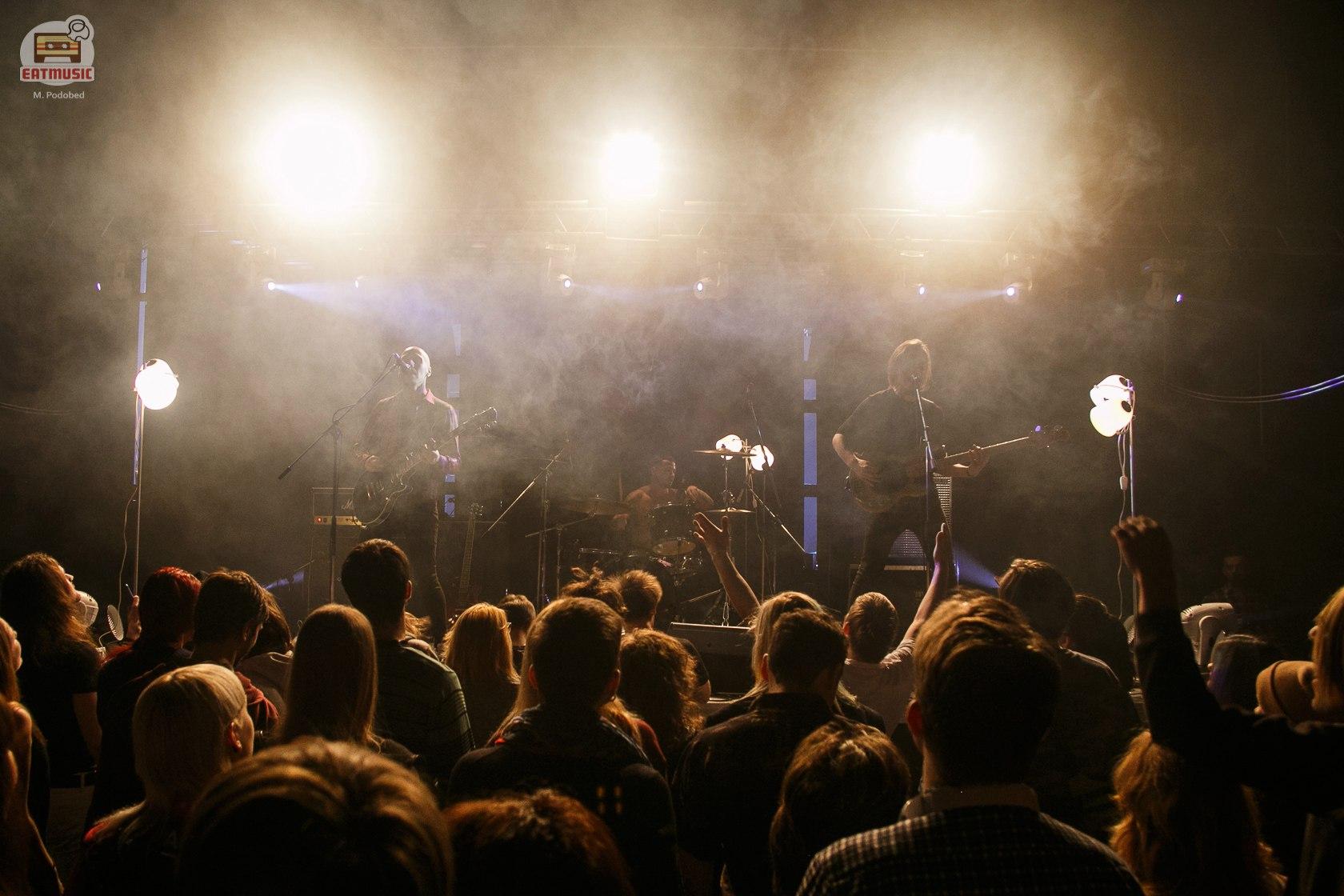 Концерт Adaen в BROOKLYN Hall 29 января 2017: репортаж, фото Михаил Подобед