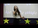 Богданова Виктория-Sound of silence(cover Dami im-sound of silence)