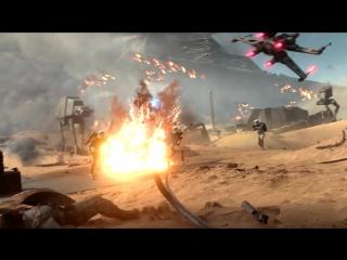 Star Wars Battlefront Battle of Jakku Teaser Trailer