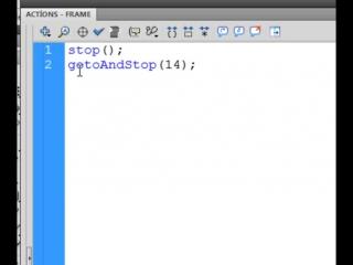 27 ActionScript 3.0 - Sembol içinden kontrol
