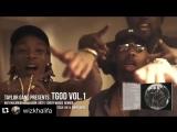 Taylor Gang PRESENTS TG VOL. 1 Wiz Khalifa TyDollaSing Juicy J