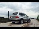 BMW X5(e53).Последний настоящий боец.