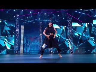Танцы: Ольга Ильина (Луна - Луна) (сезон 3, серия 1)
