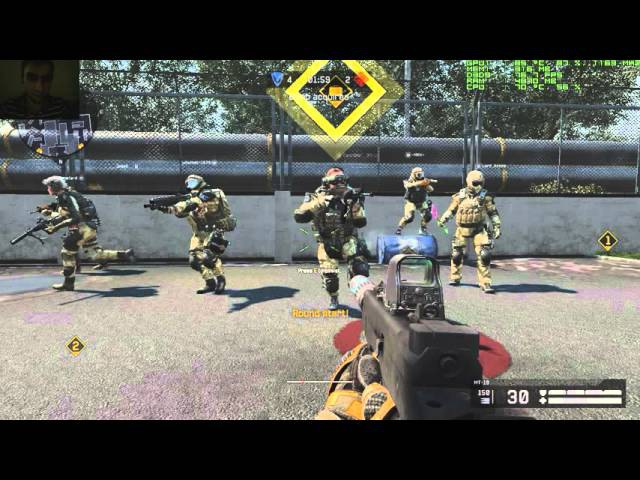 EURO WARFACE - ClanWar2 ( Glory to Ukrain vs ♀♀WATAHA PL♀♀ )
