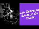 "Led Zeppelin - ""Ramble On"" Cover (Miss Christine Live In Studio)"