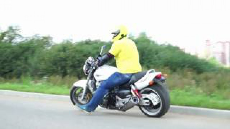 HONDA X4 acceleration full drift and burnout with 250 dunlop by xiaomi yi