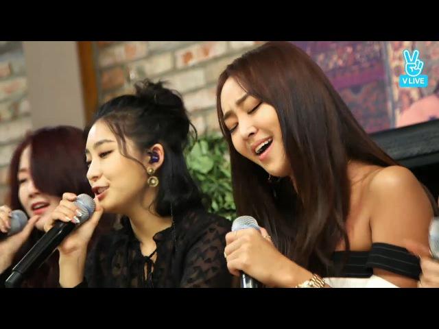 160620 씨스타 Shake it (R&B ver.) Live [SISTAR]