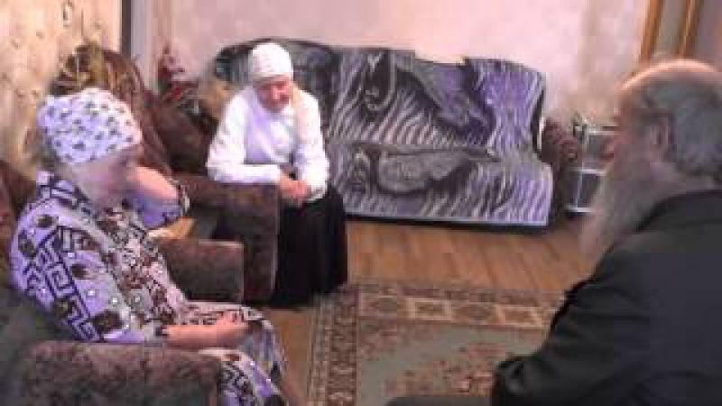 Больная Унагаева Мария. Молитва перед операцией. 28.05.2015