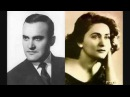 NICOLAE HERLEA VIRGINIA ZEANI Madamigella Valery? La Traviata